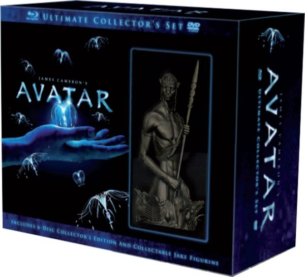 Køb Avatar [6-disc Extended Collector's Giftset]