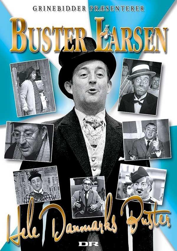 Køb Buster Larsen - Hele Danmarks Buster